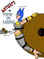 "Batgirl ""Time to laugh"" by Roses4ever"