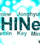SHINee Blingee blue/aqua by kpopno1