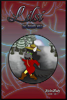 Lilsi the Mountie Wolf by HelenBaby