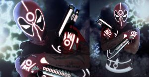 Deadpool Arisen. by hybridgothica