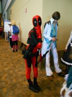 Otakon 2012 - Deadpool Cosplay by Angel1224