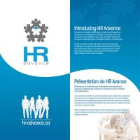 brochure for hr company by sounddecor