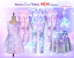Unicorn Jewel Galaxy-New Items by ShyDaniLamb