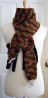 Autumn Faux Fox Scarf - For Sale by Arexandria