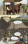 Tamriel Tails- ALWFE- Birth of a Hero #1 Page 7 by KittenXaos