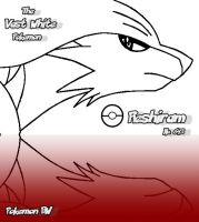 'Pokemon Black and White: Reshiram' by TrainerEM-Dustin