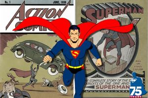 75 Years of Superman: A Golden Age by kevmann