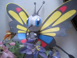 Beautifly Papercraft by PrincessStacie