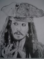 Jack Sparrow by Aline96