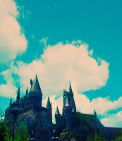 Hogwarts by wolfram-and-hart2010