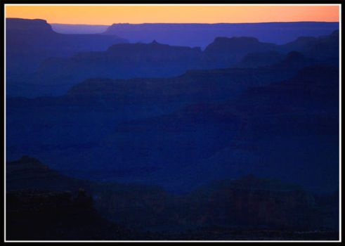 Grand Canyon Variations 5 by sonofsanford