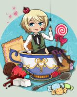 Alois in Candyland by Enijoi