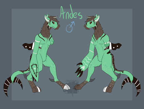 Andes Redesign by JaysConfused