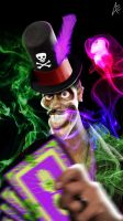 Dr. Facilier by Andersiano