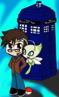 chibi time travlers by queenmafdet