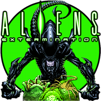 Aliens Extermination by POOTERMAN