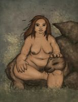 The Selkie by EmiliAlys
