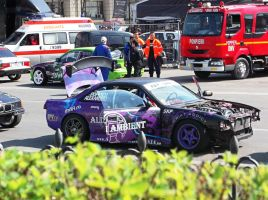 National Drift Championship Of Romania 3 by Sk1zzo