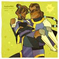 korrlok week pt2 day6 akward by freestarisis