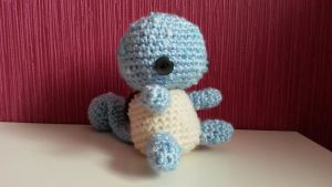 Squirtle by Faradayconst