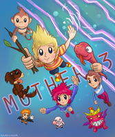 Welcome to MOTHER 3 World by Kanis-Major