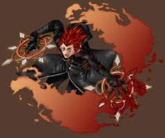 Number VIII: Axel by psycho-shounen