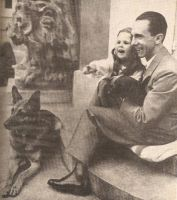 Goebbels and a daughter by Babooshka333