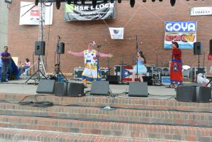 Puerto Rican/Latin Festival, The Funny Side 8 by Miss-Tbones