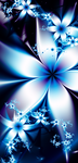 Fractal Flower by chamathe