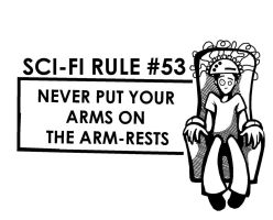 SCI-FI RULE no.53 by crazy-fae