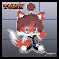 Tony the Fox Chao by CCgonzo12