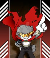 Gurren Badge Art, Leo by VGCScott