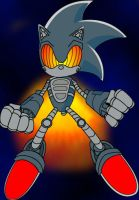 Silver Sonic II Final by TheWax