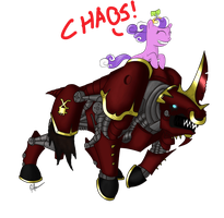CHAOS! by shadawg