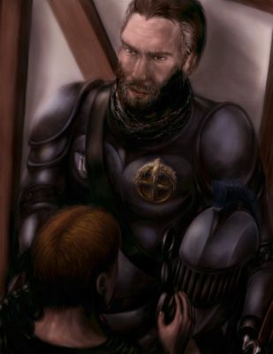 PA-858 Sir Gabriel Proudmoore by manonacommission