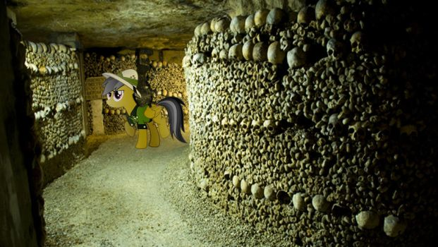 Daring Do Exploring The Catacombs by Mr-Kennedy92