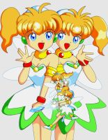 Little Twin Twinkle Faeries by Keiichi-K1