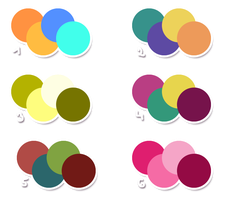Free Color Schemes by Metterschlingel
