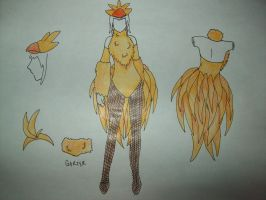 Future Chocobo Cosplay by PrincessPoutee