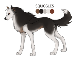 Squiggles by HailDawn
