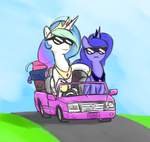 Road Trip! by poptart36