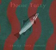 House Tully by scrollsofaryavart