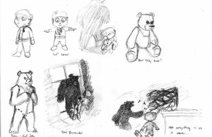 Louis and Teddy Concepts by 0nuku
