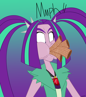 Aria Hungry? by MysteryFanBoy718