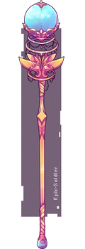 Weapon commission 44 by Epic-Soldier