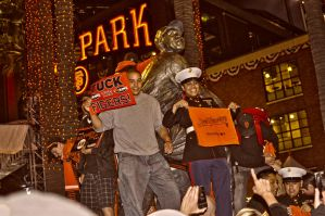 Giants World Series by GrahamPhisherDotCom