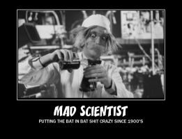 MAd Scientist by Tank93