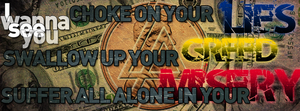 Linkin Park - Lies Greed Misery by mch8