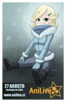 Chibi Winter by Cariman