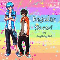 Regular Show by cheese-cake-panda